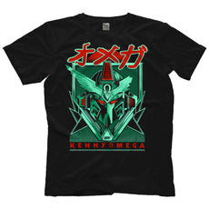"AEW - Kenny Omega ""Omegatron"" T-Shirt"