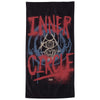 "AEW - Inner Circle ""Spray Logo"" : 30""x60"" Towel"