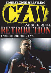 CZW Combat Zone - Retribution 2004 DVD