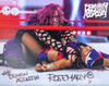 "Demon Bunny - Rosemary ""Impact In-Ring"" Signed 8x10"