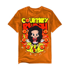 "Demon Bunny - Courtney Rush ""Just Saiyan"" Shirt"