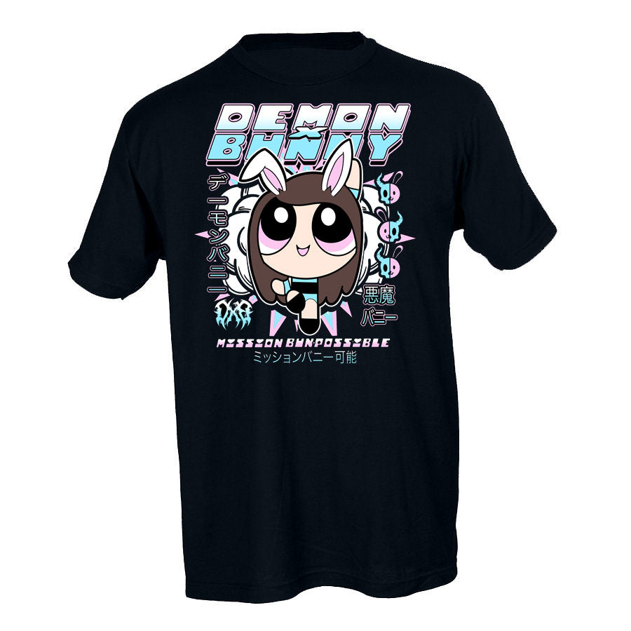 Demon Bunny - Mission Bunpossible T-Shirt