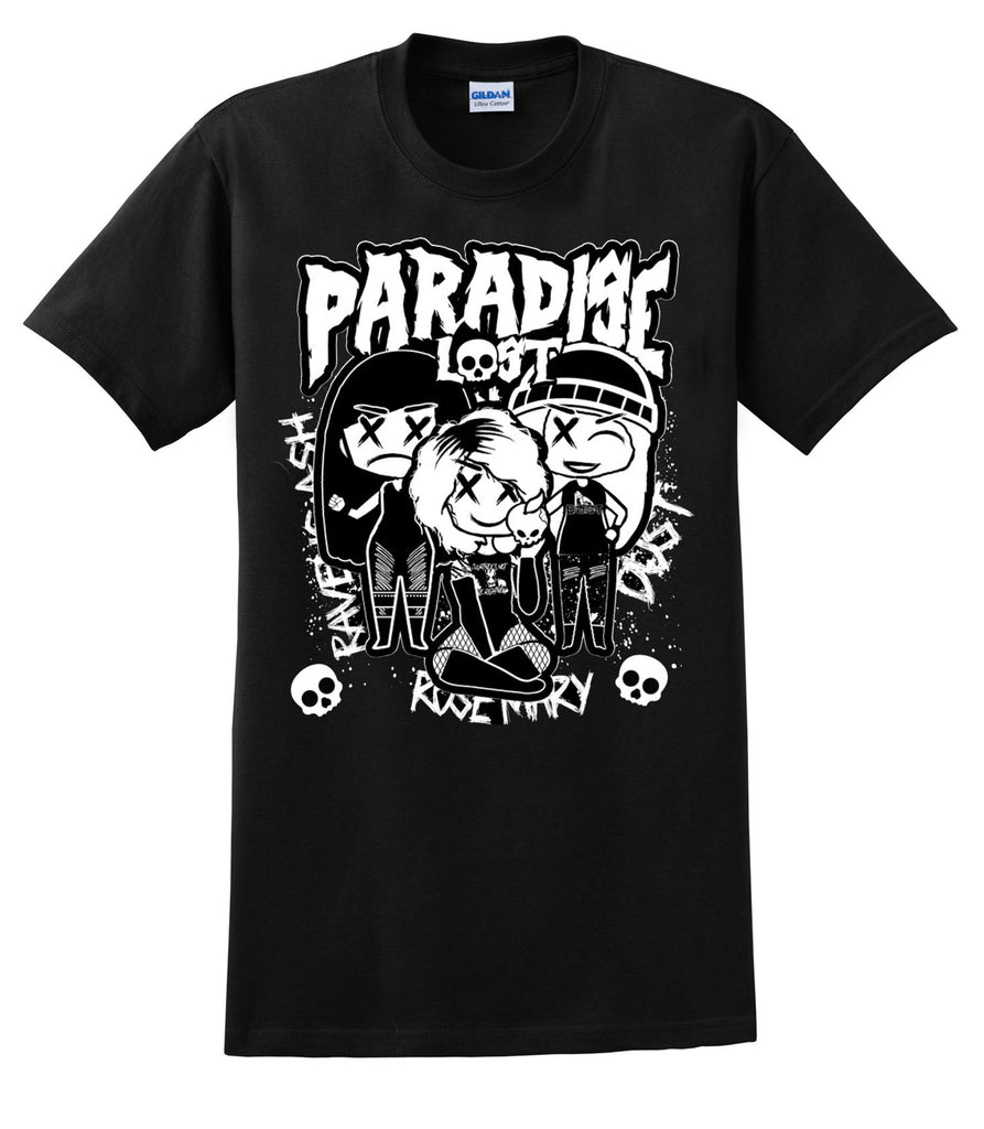 "TNA - Demon Bunny ""Paradise Lost"" T-Shirt"