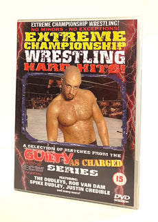 ECW - Hard Hits: Guilty As Charged Series DVD