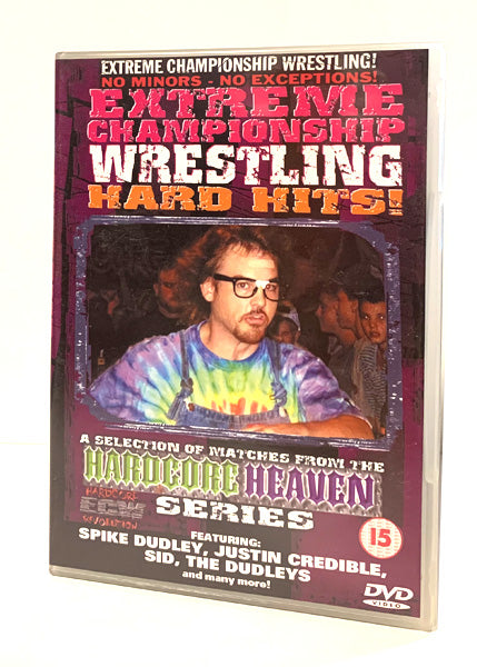ECW - Hard Hits: Hardcore Heaven Series DVD