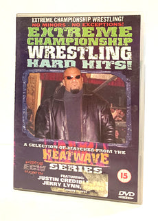 ECW - Hard Hits: Heatwave Series DVD