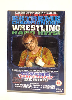 ECW - Hard Hits: Living Dangerously Series DVD