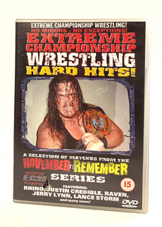 ECW - Hard Hits: November to Remember Series DVD