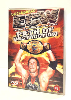 ECW - Uncensored : Path Of Destruction DVD