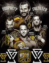 "Highspots - Undisputed Era ""NXT Champions"" Hand Signed 11x14 *inc COA*"