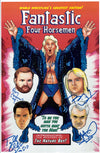 Highspots - Four Horsemen Cartoon Artwork Hand Signed 11x17 *inc COA*