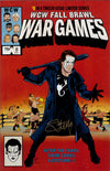 "Highspots - Sting ""War Games Coming"" Hand Signed 11x17 *inc COA*"