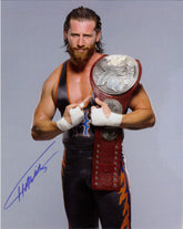 "Highspots - Curt Hawkins ""WWE Tag Team Champion"" Hand Signed 8x10 *inc COA*"