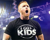 "Highspots - Heath Slater ""I Got Kids"" Hand Signed 8x10 *inc COA*"