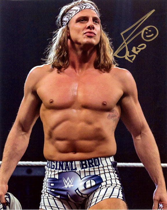 "Highspots - Matt Riddle ""Headband"" Hand Signed 8x10 *inc COA*"