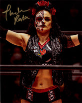 "Highspots – Thunder Rosa ""In Ring Pose"" Hand Signed 8x10 *Inc COA*"