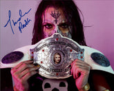 "Highspots – Thunder Rosa ""NWA Champion"" Hand Signed 8x10 *Inc COA*"