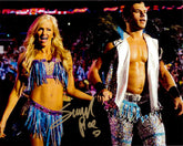 "Highspots - Summer Rae ""Entrance W/Fandango"" Hand Signed 8x10 *inc COA*"