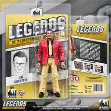 Legends of Professional Wrestling - Jim Cornette Action Figure