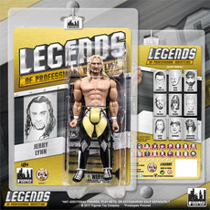 Legends of Professional Wrestling Series - Jerry Lynn Action Figure
