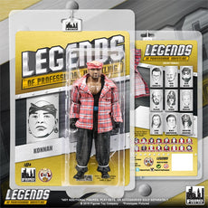 Legends of Professional Wrestling Series - Konnan Action Figure