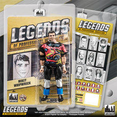 Legends of Professional Wrestling Series - Mikey Whipwreck Action Figure