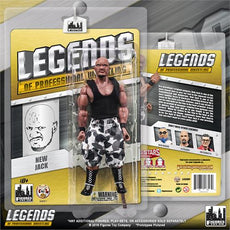 Legends of Professional Wrestling Series - New Jack Action Figure