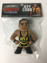 Micro Brawlers : Jeff Cobb Figure
