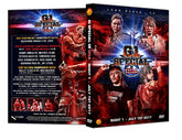 NJPW - G1 Special in USA 2017 : Night 1 (2 Disc DVD Set)