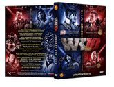 NJPW - Wrestle Kingdom 10 (2 Disc DVD Set)