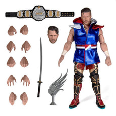"NJPW : Will Ospreay ""Ultimates"" Action Figure ( Pre-Order )"