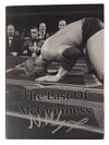 "Nigel McGuinness ""Last Of McGuinness"" Documentary DVD * Hand Signed *"