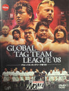 NOAH - Global Tag League Tournament 2008 DVD * Japanese Version *