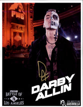 "PWG - Darbin Allin ""Bola 2019"" Autographed Photo *inc COA*"