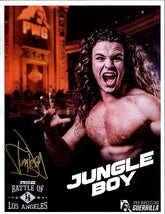 "PWG - Jungle Boy ""Bola 2019"" Autographed Photo *inc COA*"