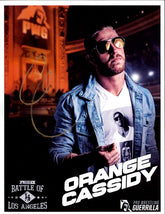 "PWG - Orange Cassidy ""Bola 2019"" Autographed Photo *inc COA*"