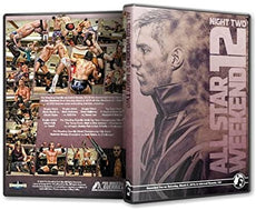 PWG - All Star Weekend 12 Night 2 2016 Event DVD ( Pre-Owned )