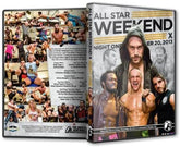 PWG -  All Star Weekend 10 Night 1 - 2013 Event DVD ( Pre-Owned )