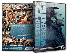 PWG - All Star Weekend 12 Night 1 2016 Event DVD ( Pre-Owned )