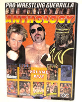 PWG - Anthology : Volume 5 ( 9 Event Disc ) DVD Set