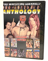 PWG - Anthology : Volume 7 ( 9 Event Disc ) DVD Set