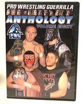 PWG - Anthology : Volume 8 ( 10 Event Disc ) DVD Set