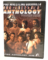 PWG - Anthology : Volume 9 ( 9 Event Disc ) DVD Set