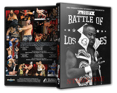 PWG - BOLA : Battle of Los Angeles 2019 - Stage 1 Event Blu-Ray