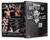 PWG - BOLA : Battle of Los Angeles 2019 - Stage 2 Event Blu-Ray