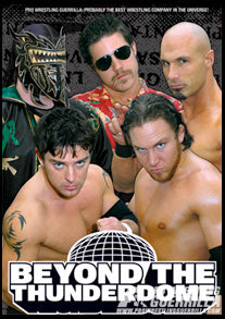PWG -  Beyond The Thunderdome 2006 Event DVD (Pre-Owned)