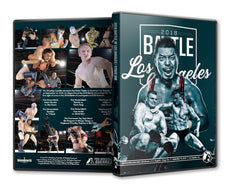 PWG - BOLA : Battle of Los Angeles 2018 - Stage 1 Event Blu-Ray