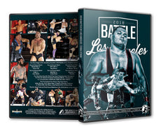 PWG - BOLA : Battle of Los Angeles 2018 - Final Stage Event Blu-Ray
