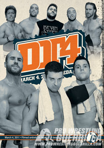 PWG -  DDT4 2011 Event DVD (Pre-Owned)