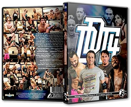 PWG - DDT4 2014 Event DVD ( Pre-Owned )